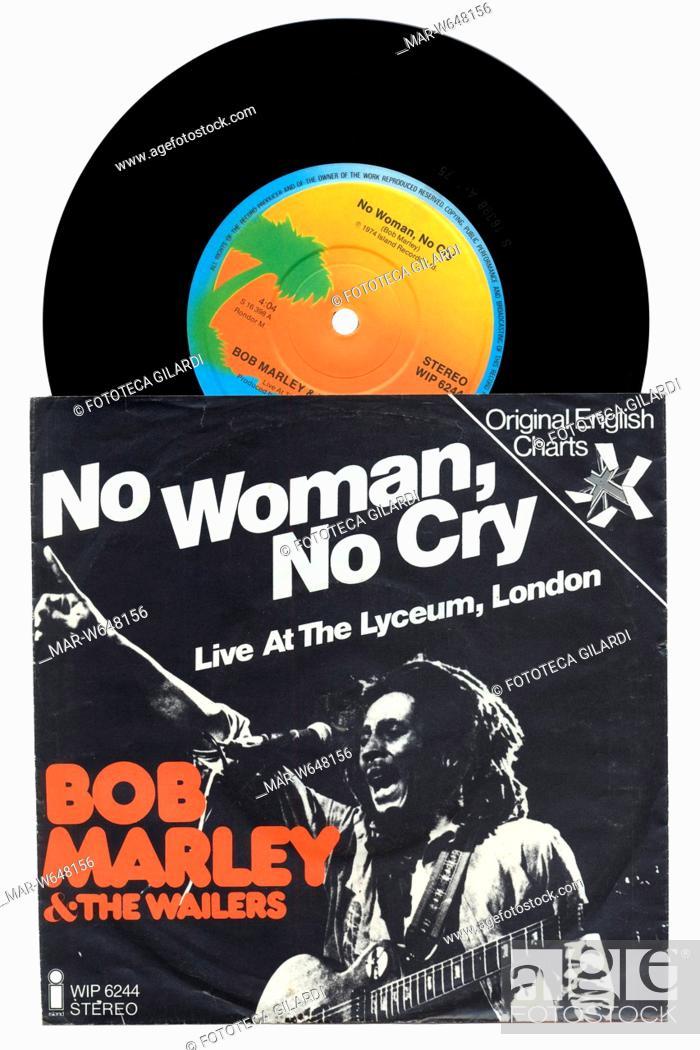 Bob Marley Robert Nesta 1945 1981 Disco Singolo 45 Giri Della