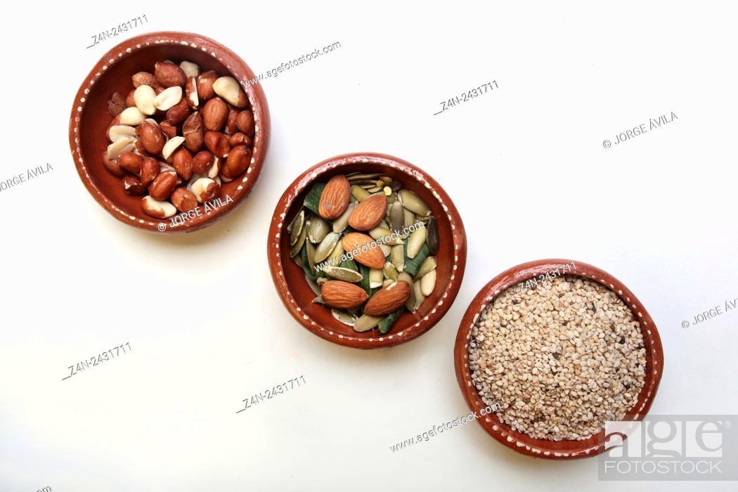 Imagen: Mexican food, ingredients.