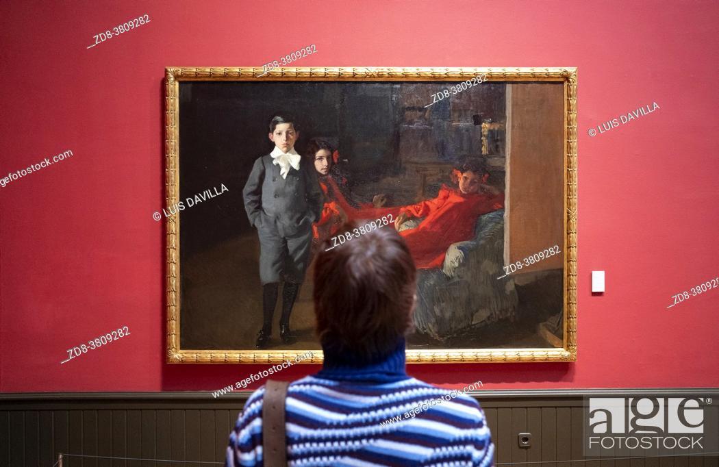 Imagen: Sorolla Museum. Madrid. Spain.