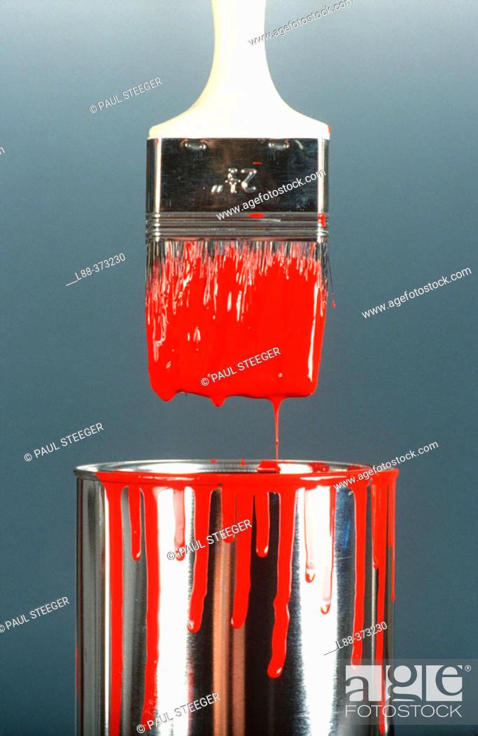 Stock Photo: Paintbrush.