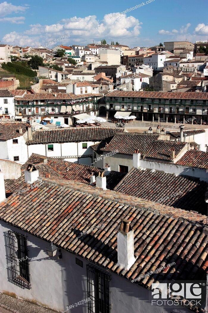 Imagen: Chinchon, Spain.