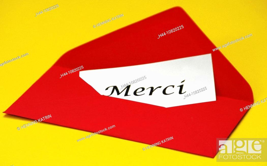 Merci french thanks thankyou thank thank slips of paper stock photo merci french thanks thankyou thank thank slips of paper letter message embassy envelope news tidings writ expocarfo Gallery