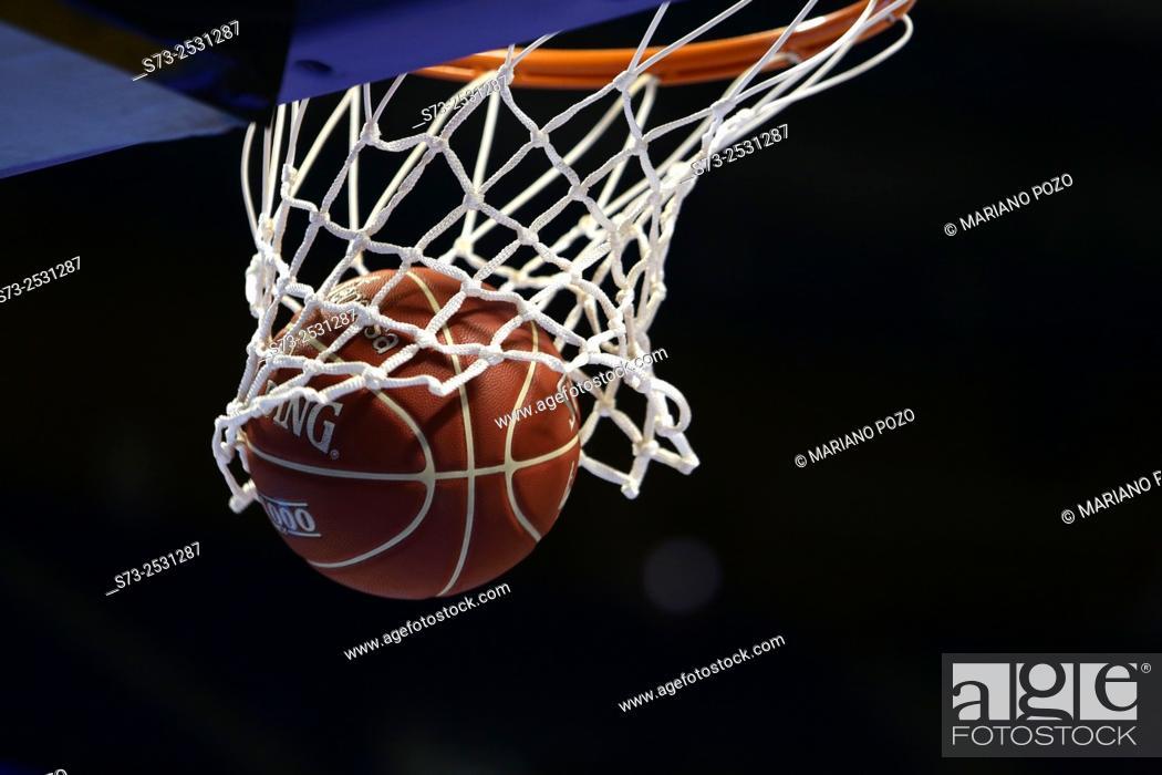 Imagen: Basketball.