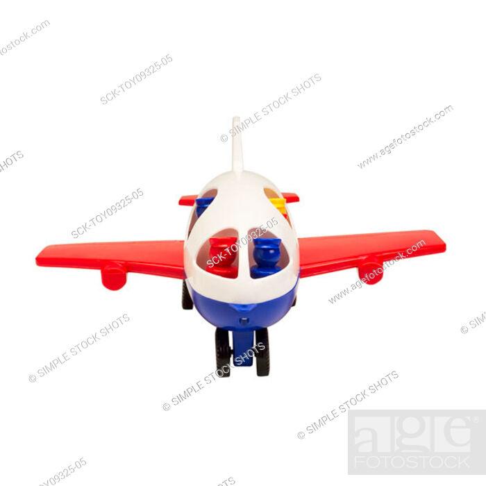 Imagen: toy aeroplane.