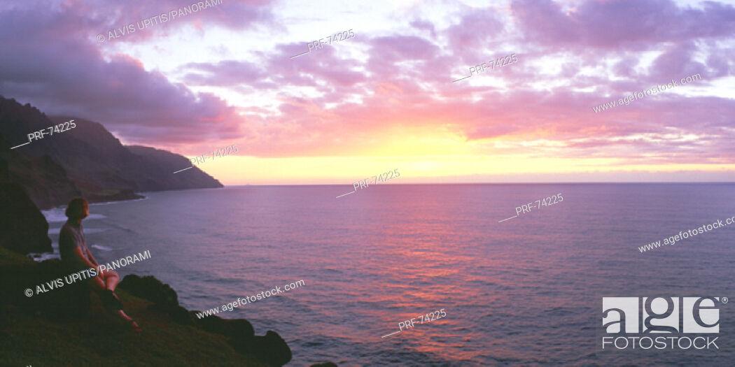 Stock Photo: Kauai Hawaii HI USA.