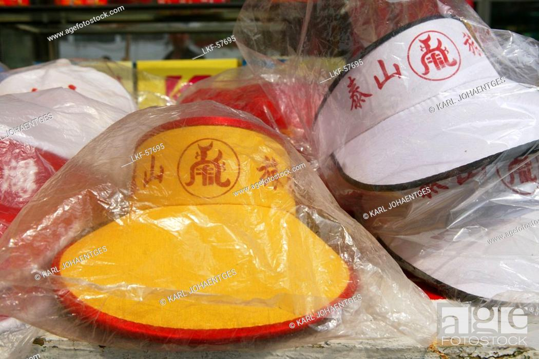 Stock Photo - Chinese sun visor hat 01d8653354a
