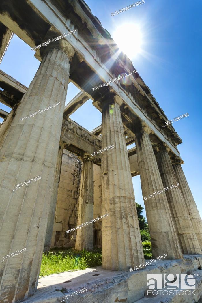 Imagen: The Acropolis, Athens, Greece.