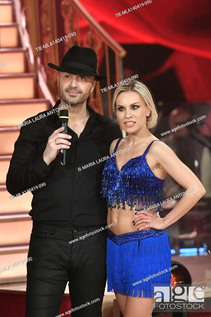 Imagen: Joe Bastianich during the performance at the talent show ' Ballando con le stelle ' (Dancing with the stars) Rome, ITALY-14-04-2019.