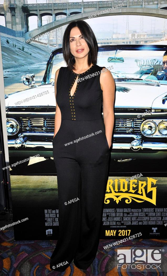 Premiere of BH Tilt's 'Lowriders' - Arrivals Featuring