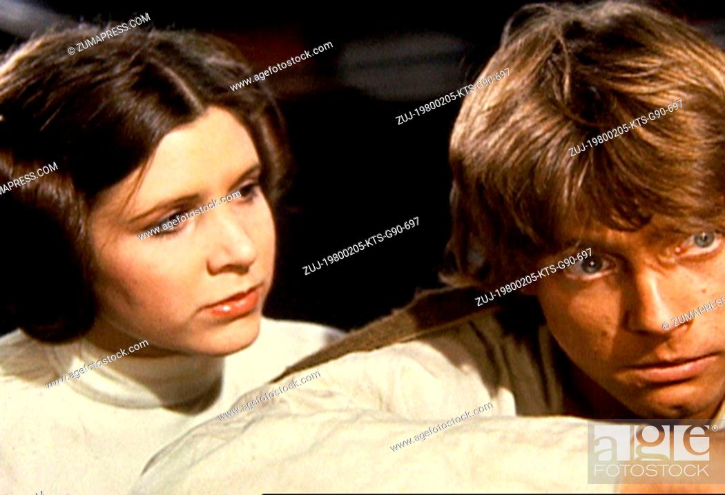 Stock Photo: RELEASE DATE: May 21, 1980 MOVIE TITLE: Star Wars: Episode V - The Empire Strikes Back STUDIO: Lucasfilm DIRECTOR: Irvin Kershner PLOT: As Luke trains with.
