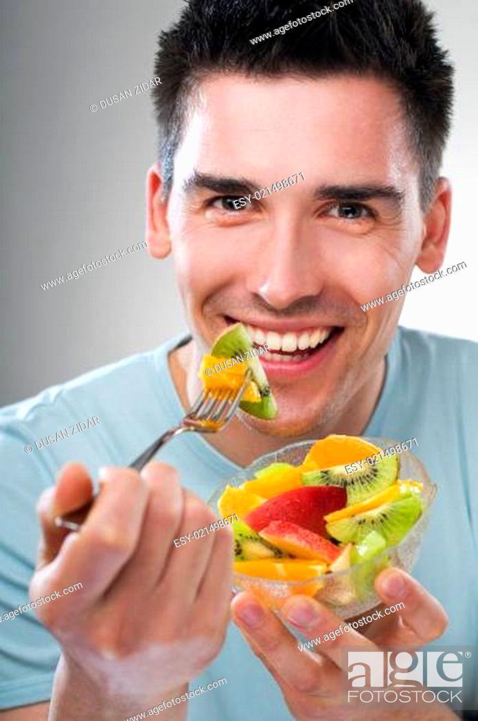 Stock Photo: fruit.