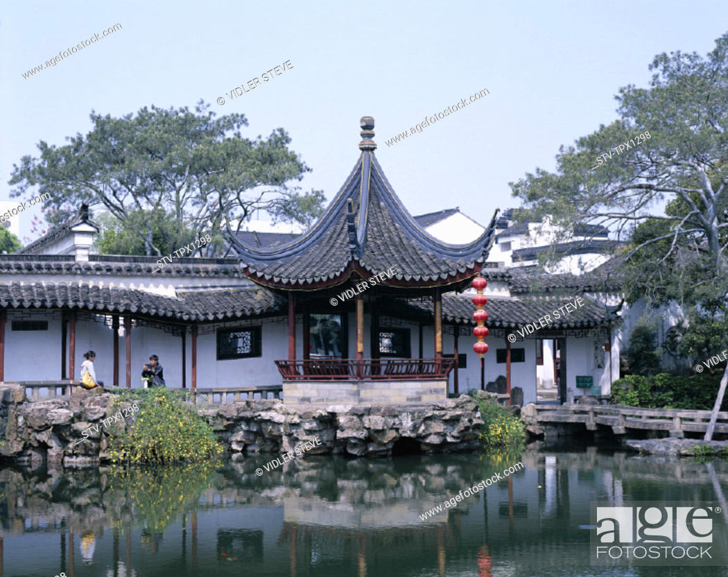 Imagen: Asia, China, Garden, Heritage, Holiday, Jiangsu, Landmark, Master, Nets, Province, Suzhou, The, Tourism, Travel, Unesco, Vacatio.