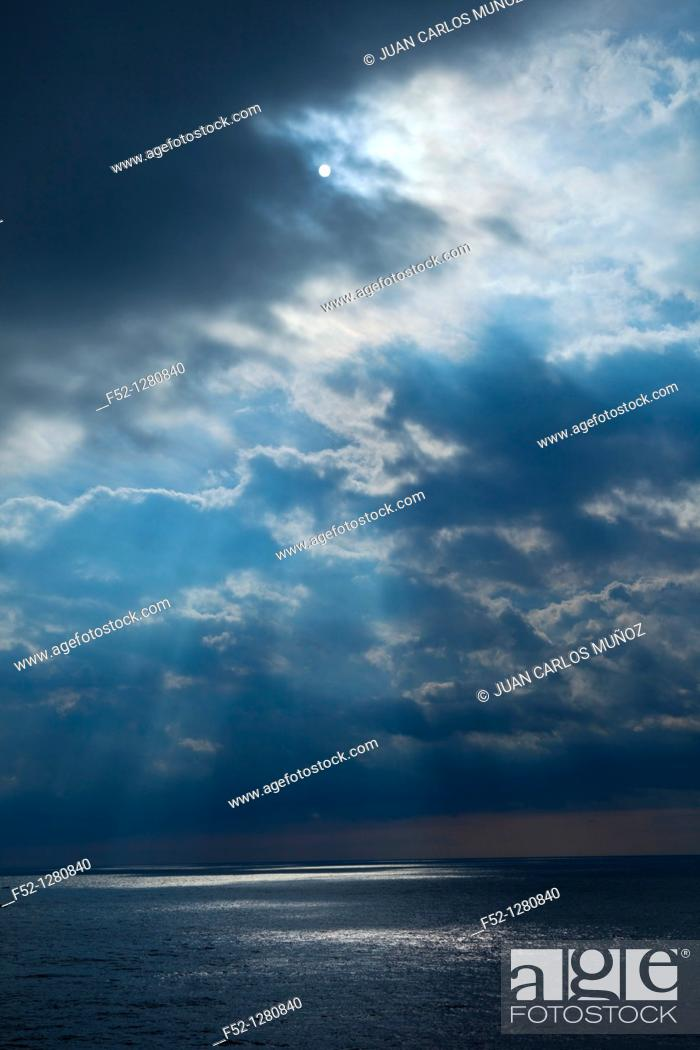 Stock Photo: Croatia, Adriatic Sea, Mediterranean Sea.