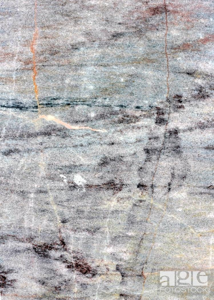 Stock Photo: Marble texture series, natural real marble in detail.