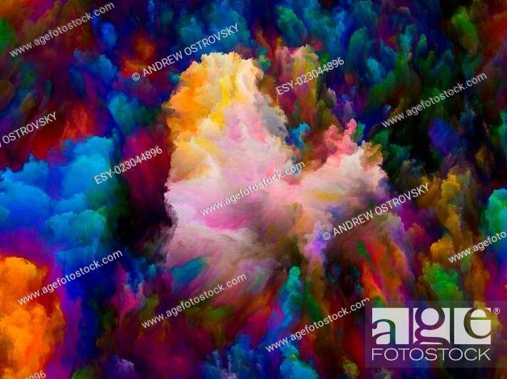 Photo de stock: Conceptual Color.