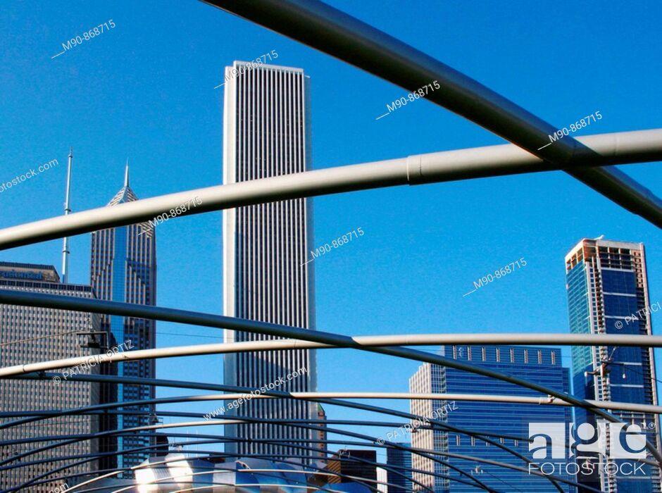 Stock Photo: Architectural scene.