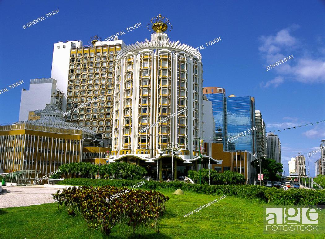 Imagen: Hotel  Lisboa  & Casino, Macau.