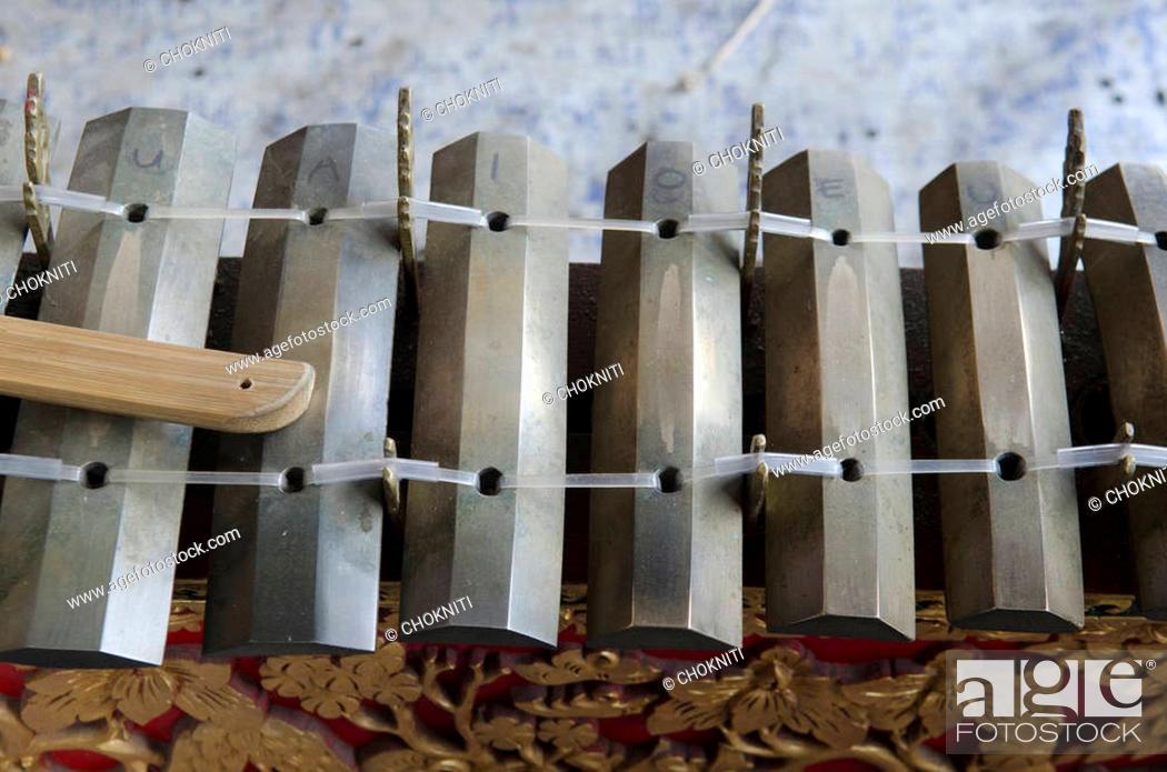 Stock Photo: Native Instruments Bali.