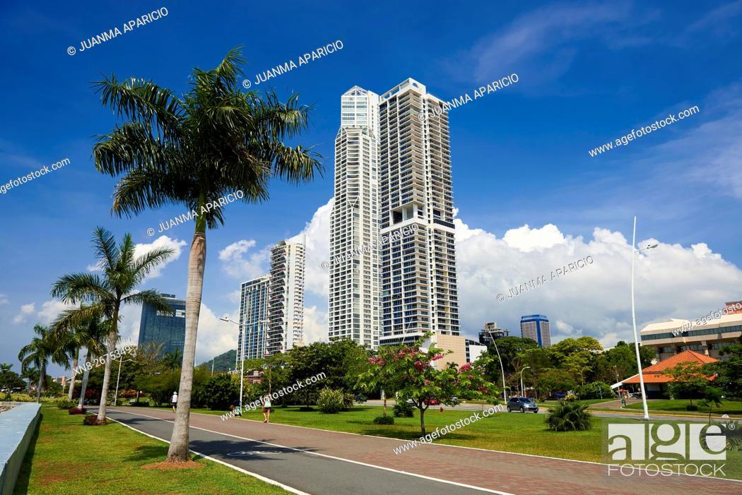 Imagen: Cinta Costera, Panama City, Panama, Central America.