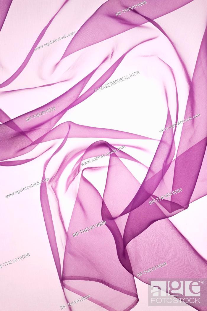 Stock Photo: beautiful fabric.