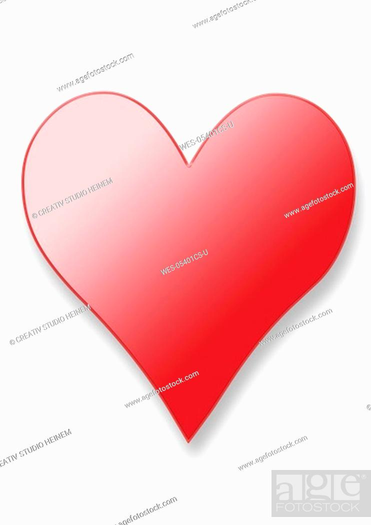 Heart Shape Symbol Stock Photo Picture And Royalty Free Image Pic