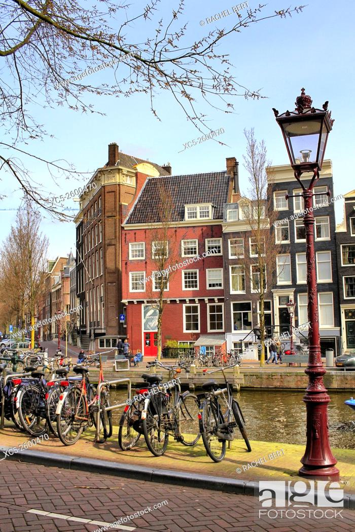 Stock Photo: Amsterdam, Holland, Europe.