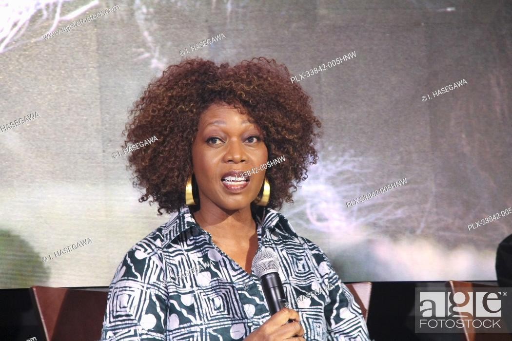 "Stock Photo: Alfre Woodard 07/10/2019 """"The Lion King"""" Press Conference held at the Montage Beverly Hills Luxury Hotel in Beverly Hills, CA. Photo by I."