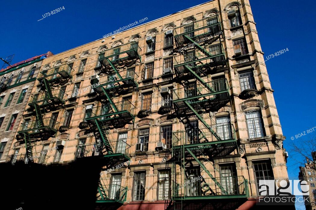 Stock Photo: Buildings in New York city.