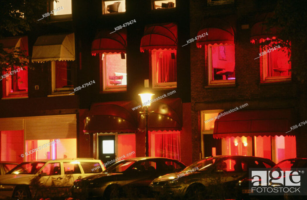 Prostitutes district amsterdam light red The Amsterdam