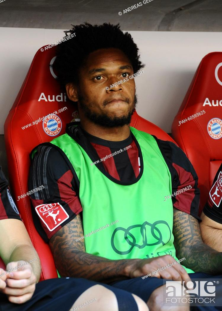 Milan S Mattia Destro Sits On The Bench During The Audi Cup Soccer Friendly Third Place Play Off Ac Stock Photo Picture And Rights Managed Image Pic Pah 60593625 Agefotostock
