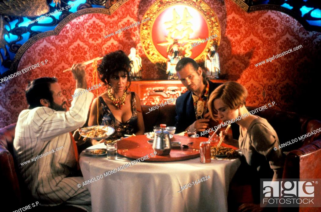 Robin Williams Mercedes Ruehl Jeff Bridges And Amanda Plummer