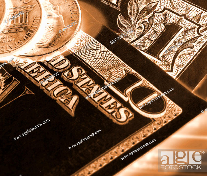 Stock Photo: Businesses Concepts II, dollar, Brazil.