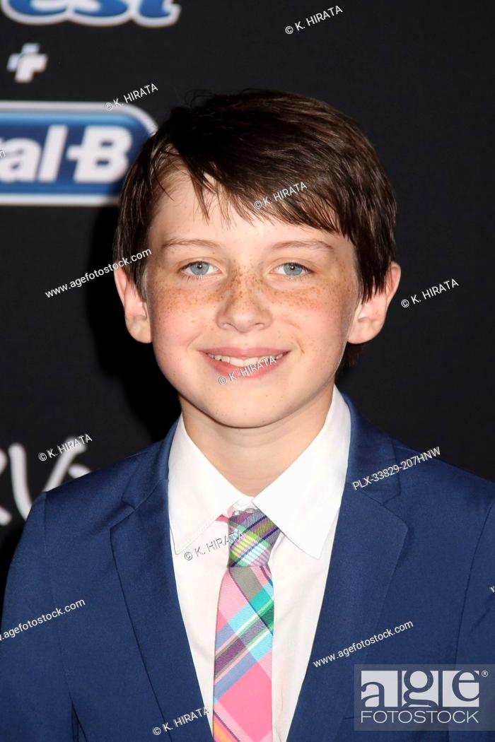 """Stock Photo: Jack McGraw 06/11/2019 """"""""Toy Story 4"""""""" Premiere held at the El Capitan Theatre in Hollywood, CA Photo by K. Hirata / HNW / PictureLux."""