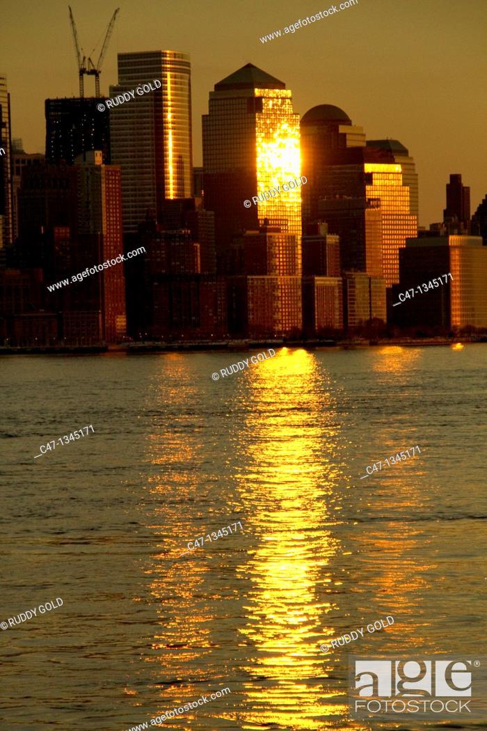 Stock Photo: New York City.