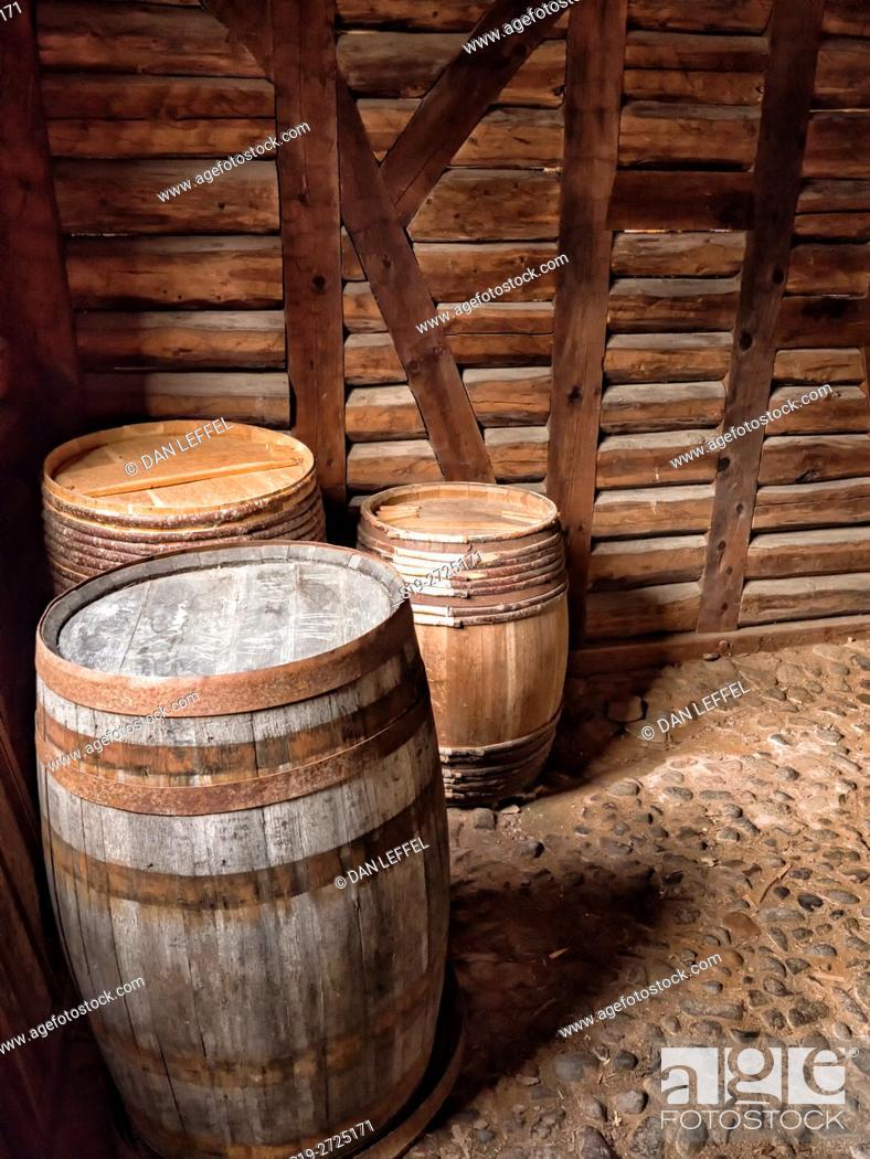 Imagen: Port Royal Canada Barrels.