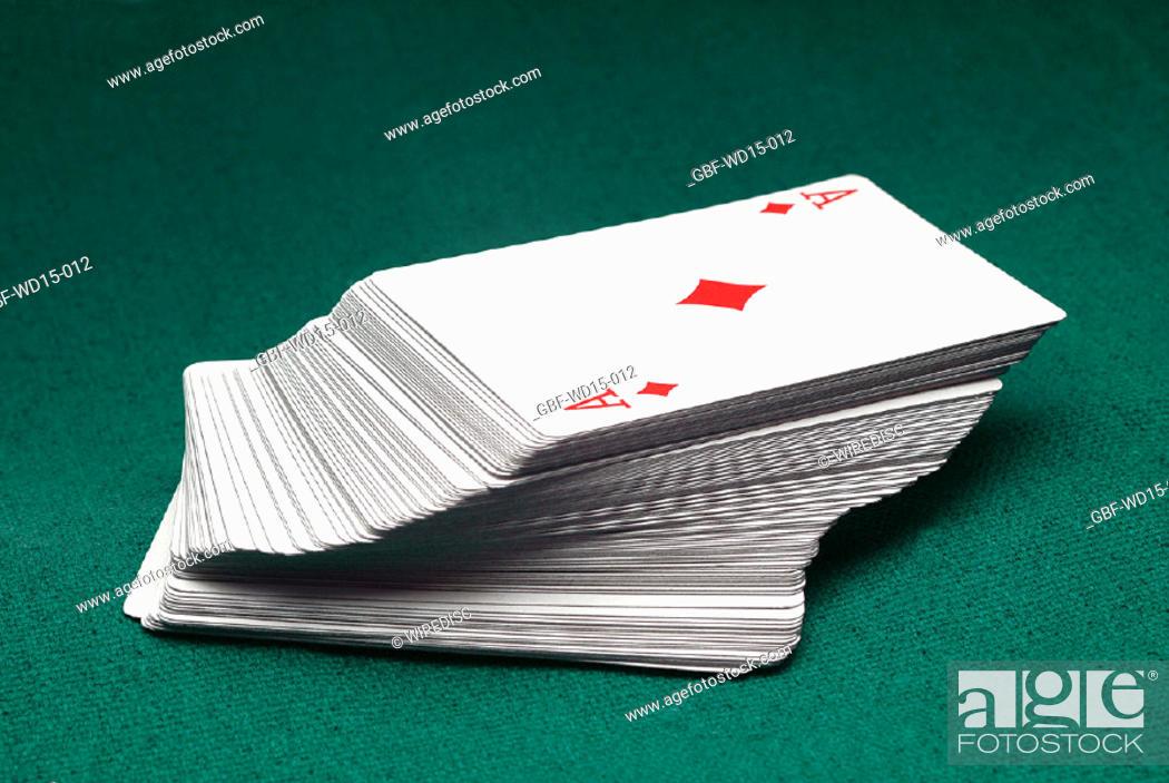 Stock Photo: Businesses Concepts II, poker, Brazil.