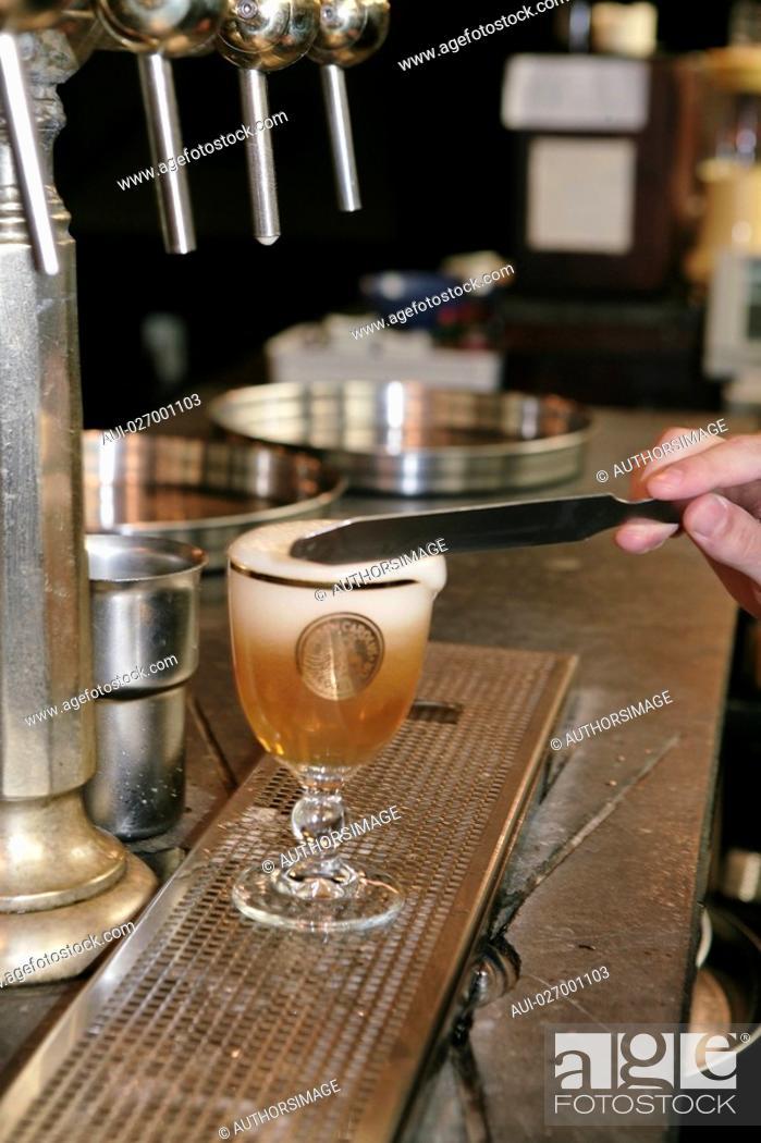 Stock Photo: Belgium - Flanders - Mechelen - Het Anker brewery.