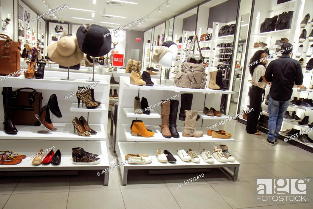 Florida, Miami, Dadeland Mall, shopping