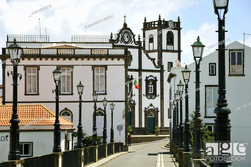 Stock Photo: Nordeste. São Miguel, Azores islands. Portugal.