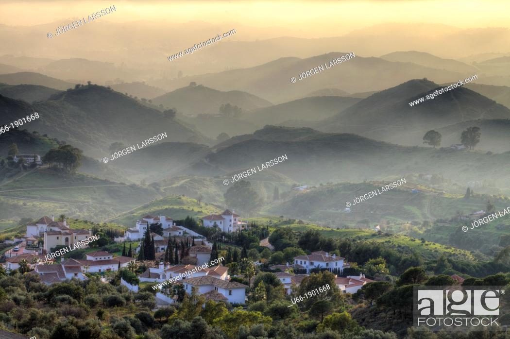 Stock Photo: Valtocado, Andalusia, Spain.