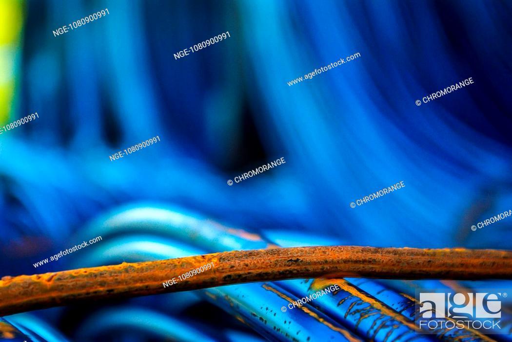 Imagen: Rolls of wire 24.