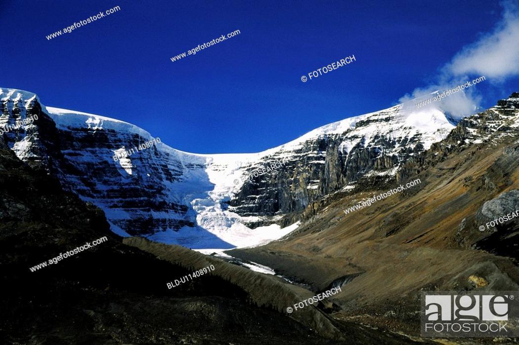 Stock Photo: cold, america, Canada, canada, blue, day, America.