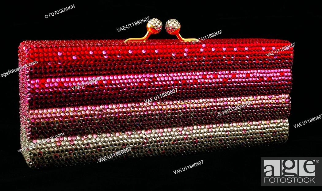 Stock Photo: handbag, hang, bag, female, items.