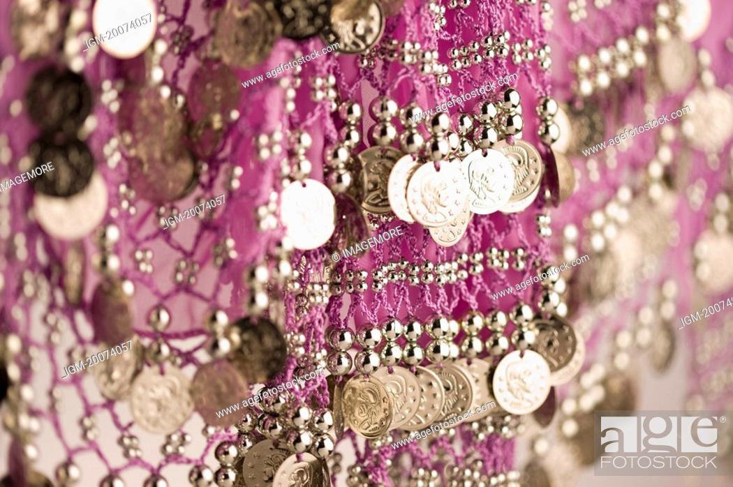 Stock Photo: Sequin.
