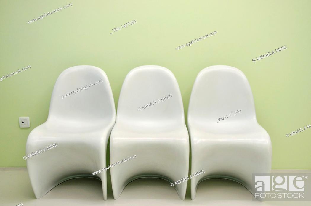 Stock Photo: Empty waiting room.