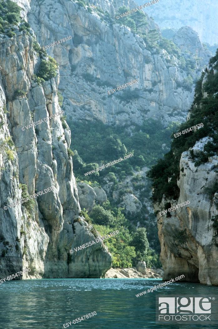 Imagen: Gorges du Verdon. Country: France, Region: Le Var.