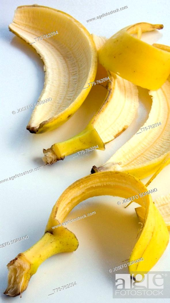 Stock Photo: World of banana.