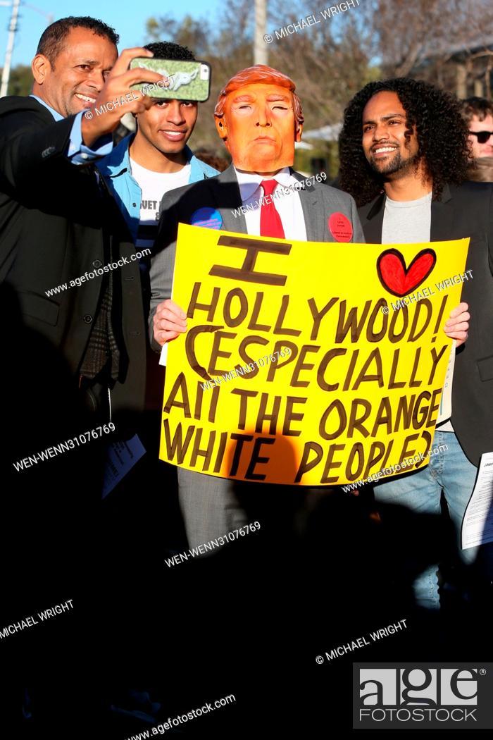 Celebrities seen attending the UTA Rally,