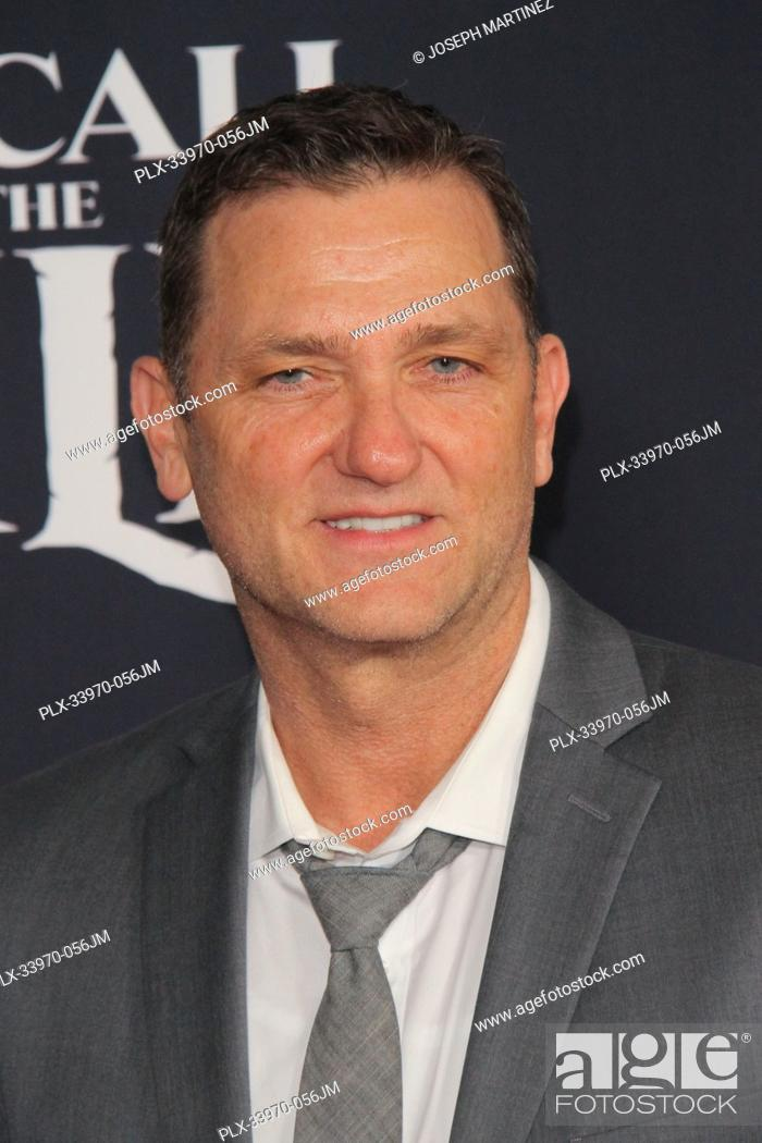 "Stock Photo: Karl Makinen at """"The Call Of The Wild"""" World Premiere held at El Capitan Theatre in Los Angeles, CA, February 13, 2020."