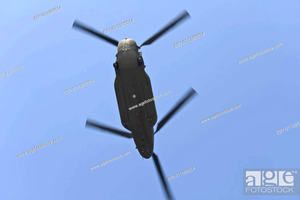 Ch 47 chinook helicopter speed Stock Photos and Images | age